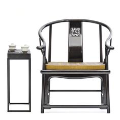 Modern Ming Chair -5