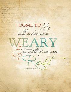 Matt.11:28