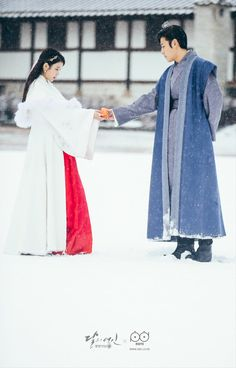 Fantasy: fandoms- k-pop and kdramas Iu Moon Lovers, Moon Lovers Drama, Asian Actors, Korean Actors, Korean Dramas, Kang Ha Neul Moon Lovers, Scarlet Heart Ryeo Cast, Kang Haneul, Wang So