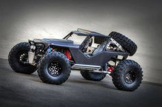 Yes please!!  I know it's just an RC car but dang the real thing would be awesome!