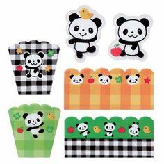 Panda Food Divider
