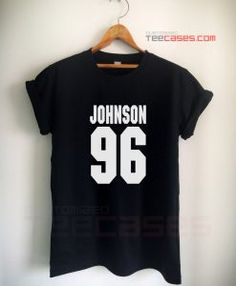JOHNSON 96 tshirt adult unisex, Women's tshirt, Men's tshirt