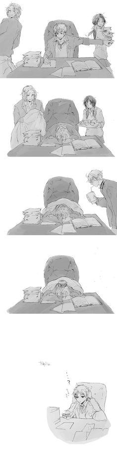 'Cause everybody loves Arthur ;D