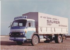 SAURER D180F Automobile, Commercial Vehicle, Old Trucks, Transportation, Motorcycles, Europe, Bern, Custom In, Truck