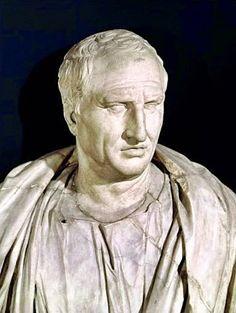 Römisch - Bust of Marcus Tullius Cicero BC) (detail of John Johnson, 1st Century, The Orator, Ancient Rome, Ancient Art, A4 Poster, Giclee Print, Wall Art Prints, Fine Art