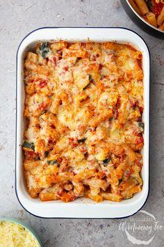 Baked Pasta Recipes, Veggie Recipes, Dinner Recipes, Savoury Recipes, Veggie Meals, Veggie Dishes, Savoury Dishes, Rice Recipes, Seafood Recipes