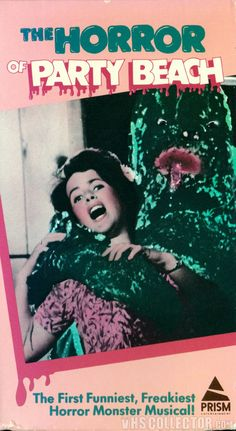 The Horror of Party Beach (1964)