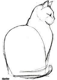 кошка рисунок карандашом - Поиск в Google