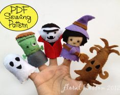 This listing is only for purchase of PDF patterns of the finger puppets featured in the picture. No actual finger puppets will be sent to your address.  From the patterns you can make five superheroes finger puppets:  In the PDF Pattern you will find:  - List of material and supply needed. - Step by step photo/ pictures tutorial. - Full size pattern pieces (Preferably to be printed on A4 size paper - No need to enlarge or resize)  Skill Level: intermediate .  - - - - - - IMPORTANT NOTE…