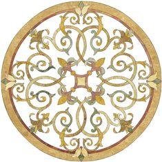 European Medallion Collection - Creative Edge Master Shop Wall Panel Design, Floor Design, Ceiling Design, Wall Painting Decor, Stencil Painting, Islamic Art Pattern, Pattern Art, Epoxy Sol, Classic Ceiling