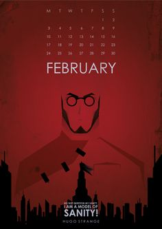 Batman - Gotham's Most Wanted by Abdudavids, via Behance