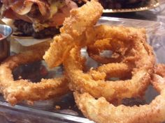 Chef Not Included: Breaded Onion Rings