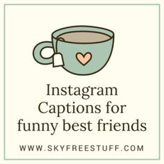 Making Time for Yourself - The Journey of Parenthood. Best Friend Insta Captions, Best Friend Quotes Instagram, Bestfriend Captions For Instagram, Instagram Captions Friendship, Funny Friend Captions, Birthday Captions Instagram, Funny Instagram Captions, Cool Captions, Fall Insta Captions