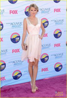 Taylor Swift TCAs 2012