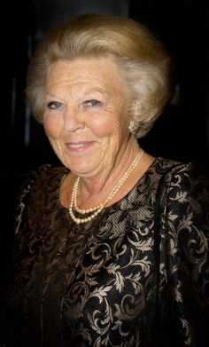 Princess Beatrix attends the opening concert of 18th edition of the Rotterdam Philharmonic Gergiev Festival.