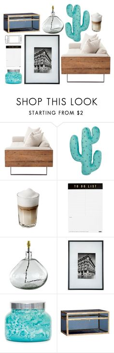 """mobil"" by dodo85 on Polyvore featuring interior, interiors, interior design, home, home decor, interior decorating, kikki.K, NKUKU, Conran and Capri Blue"