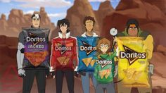 This is the best edit I have ever seen - Space Doritos --- Shiro, Keith, Lance, Pidge, Hunk - 1x01