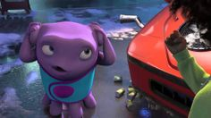 """""""Home"""", Dreamworks coming in 2015"""