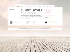 Awesome Templates to Create your Personal Website 2018 Html Templates, Free Personals, Create Yourself, Resume, Job Resume, Resume Cv, Cv Design, Executive Resume