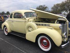 1938 Buick Century coupe