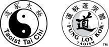 Logotipo das Instituições da Fung Loy Kok Taoism, Internal Arts of Health