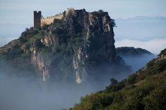 Castillo de Cornatel, Priaranza del Bierzo. SPAIN