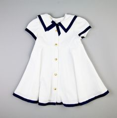 Baby Girl Sailor Dress