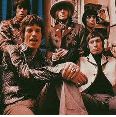 The Rolling Stones baby ❤️✌️