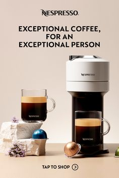 Mom's always been there to lift you up. Return the favor by elevating her morning coffee with Nespresso Vertuo. She'll enjoy cafe-quality coffee at the touch of a button. Our Vertuo coffee makers brew a wide range of cups, from espresso to coffee and everything in between. This Mother's Day, give Mom the gift of easy, exceptional coffee. Nespresso Recipes, Nespresso Usa, Home Coffee Stations, Best Coffee, Espresso Machine, Morning Coffee, Brewing, Coffee Maker, Cups