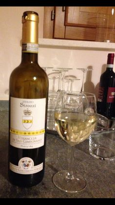My favorite wine from Tuscany Italy