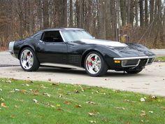 1970 CHEVROLET CORVETTE CUSTOM - Barrett-Jackson Auction Company - World's Greatest Collector Car Auctions