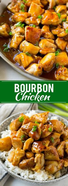 Bourbon Chicken | Sauteed Chicken | Chicken Stir Fry | Easy Chicken Recipe