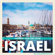The port of Akko in the North, normally bustling with rich history and shopkeepers, winds down before Shabbat. #Israel #LiveLoveIsrael