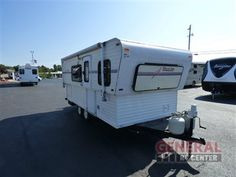 Used 1999 Hi-Lo Trailer Towlite 21TD Travel Trailer at General RV | North Canton, OH | #147167