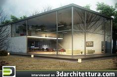 Ilija Todorovic, render, 3d, architecture, 3darchitettura www.3darchitettura.com/ilija-todorovic/