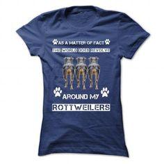 Love My Rottweilers - #sorority shirt #football shirt. ORDER HERE => https://www.sunfrog.com/Pets/Love-My-Rottweilers-NavyBlue-30198991-Ladies.html?68278