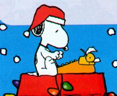 Christmas typing