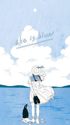 Rei Kato - She is Blue