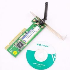 BestDealUSA Wireless 54M 802.11g PCI Wifi Adapter LAN Card w/ Antenna for Desktop PC by BestDealUSA. $11.38. Features:      100% Brand New     Interface type: PCI     Equipped with RT2561 chipset     Data link protocol: IEEE 802.11g     Connectivity technology: Wireless     Data transfer rate: 54 Mbps     Max range indoors: 100M     Max range open space: 300M     Frequency band: 2.4 GHz     Encryption algorithm: 64/128-bit WEP, TKIP, WPA     Supported OS: Mac, Wi...