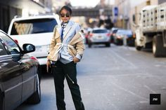J'ai Perdu Ma Veste / Margaret Zhang – New York.  // #Fashion, #FashionBlog, #FashionBlogger, #Ootd, #OutfitOfTheDay, #StreetStyle, #Style