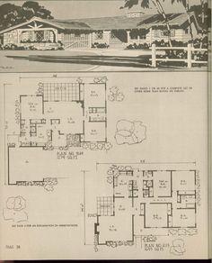 Hiawatha estes house plans