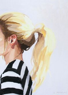 I first stumbled across the paintings of Elizabeth Mayville over five years ag… - PAINTING Art And Illustration, Painting Inspiration, Art Inspo, Guache, Love Art, Painting & Drawing, Gouache Painting, Amazing Art, Watercolor Paintings