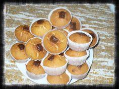 Rychlé a mňamkové muffiny od Moničky.