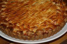 recept sütemény pite körte téli puding Izu, Puding, Food, Eten, Meals, Diet