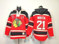 http://www.yjersey.com/blackhawks-21-mikita-red-old-time-hooded-jerseys.html BLACKHAWKS 21 MIKITA RED OLD TIME HOODED JERSEYS Only 46.00€ , Free Shipping!