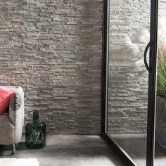 Plaquette de parement Menphis gris - CASTORAMA