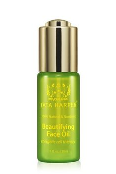 Beautifying Face Oil | 100% Natural & Nontoxic Hydrating and Energizing Daily Face Oil | Tata Harper Skincare - Tata Harper Skincare