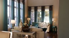 Formal living room - Trevisio Model