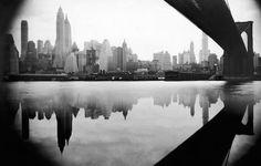 20 Vintage Photos of New York City - Rare Vintage Photos of NYC - East River Nyc Skyline, Vintage New York, Empire State Of Mind, Concrete Jungle, East River, Vintage Photos, Vintage Stuff, Airplane View, New York City