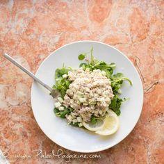 Lemon Black Pepper Tuna Salad #paleo #keto #aip http://paleomagazine.com/lemon-black-pepper-tuna-salad-keto-paleo-aip